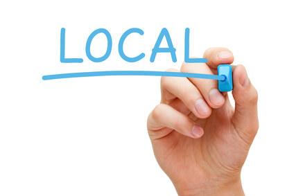 référencement local