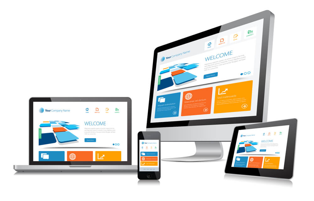 site mobile en responsive design